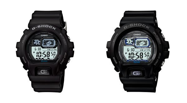 Foto 0 en  - Relojes Casio G-SHOCK con Bluetooth 4.0 reciben notificaciones y controlan la de m�sica de tu iPhone