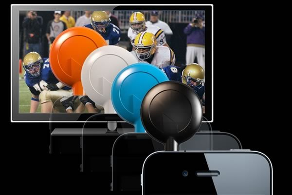 Foto 0 en  - MyTVRemote, el transmisor IR para iPhone, iPad e iPod touch se renueva
