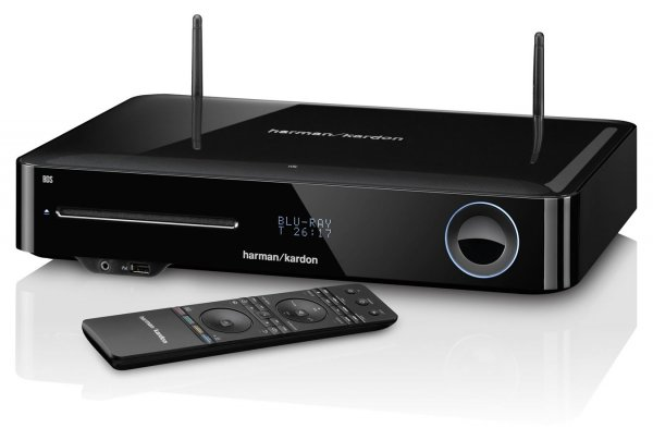 Foto 0 en  - Harman Kardon lanza dos nuevos reproductores Blu-ray con AirPlay