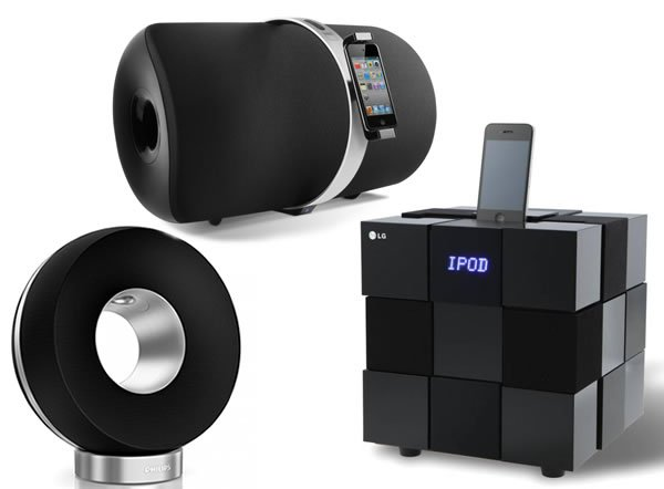 Foto 0 en  - Docks iPod y altavoces AirPlay de LG, NAD y Philips entre los ganadores de CES 2012 Innovations Awards