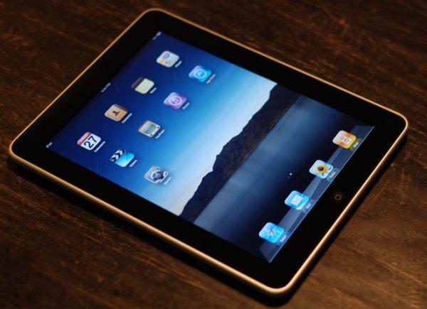 Foto 0 en  - Ya tenemos nuestro iPad