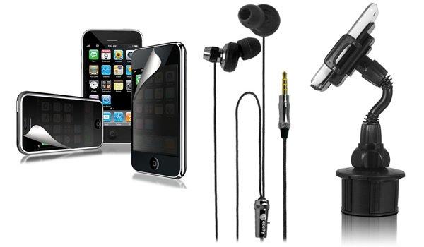 Macally ofrece actualmente tres prácticos accesorios para iPhone: los