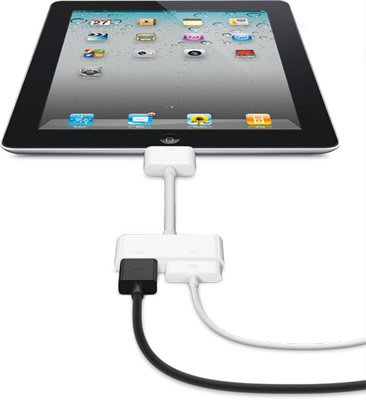 Foto 0 en  - Salida HDMI para iPhone 4, iPod touch 4G y iPad 2