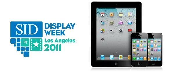 Foto 0 en  - Apple recibe el premio SID awards por las pantallas del iPad y iPhone 4