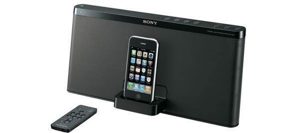 Foto 0 en  - Dock para iPod Sony RDP-X50iP
