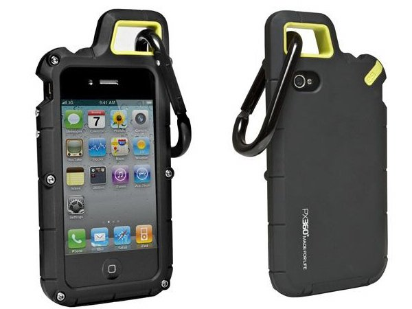 Foto 0 en  - Funda super resistente Pure Gear Extreme para iPhone 4S