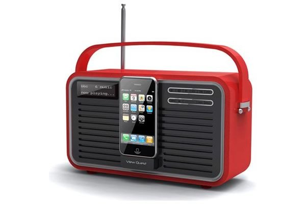 Foto 0 en  - Retro 1 DAB Radio para iPod y iPhone