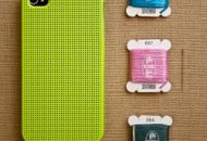 Fundas para iPhone en las que puedes bordar tus propios diseños