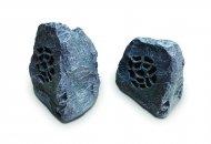 Altavoces Bluetooth a prueba de agua con formas de maceta y rocas
