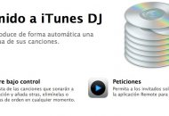 iTunes 8.1: Chau sesin aleatoria, demos la bienvenida a iTunes DJ