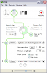 Interfaz de iFill