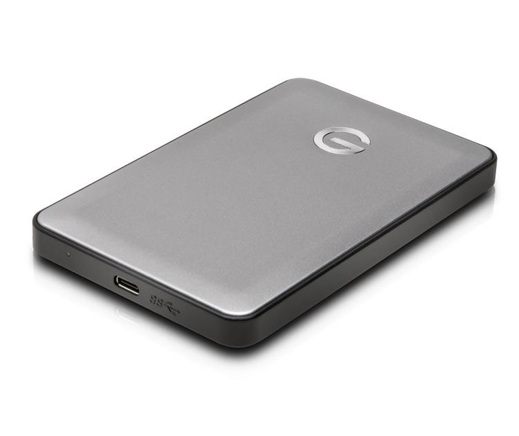 disque dur externe g technology g drive avec connexion usb c phoneia. Black Bedroom Furniture Sets. Home Design Ideas