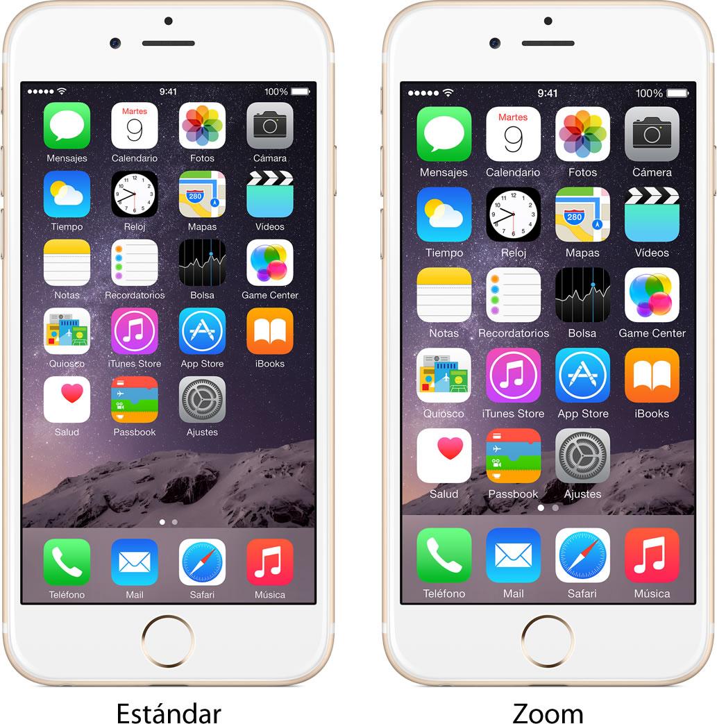 Айфон 6 как сделать фото контакта на весь экран на