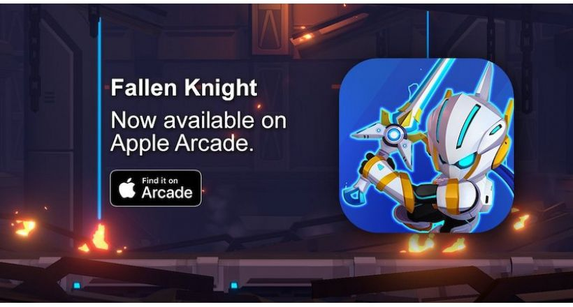 We add new games Apple Arcade