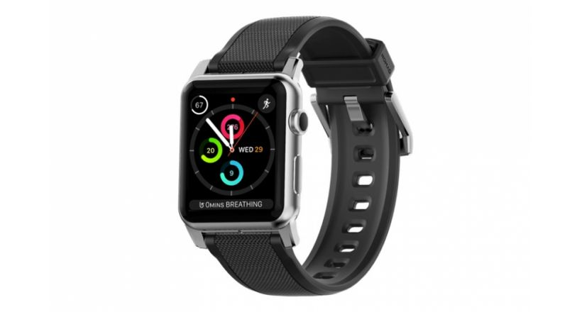 Nomad presents its new bands of silicone LSR vulcanized for Apple Watch