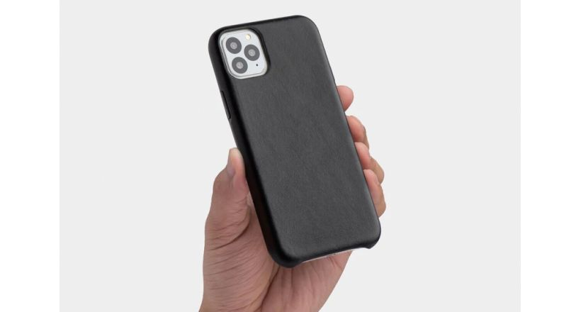 Leather cases Totallee for the iPhone 11, 11 Pro and 11 Pro Max