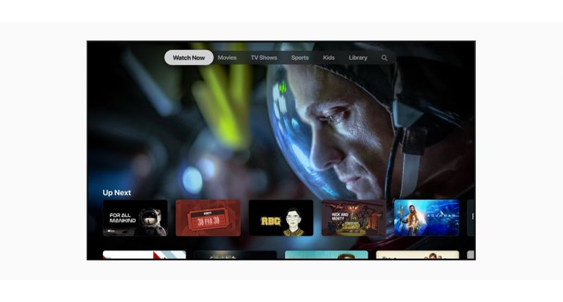 Apple TV+ is now available