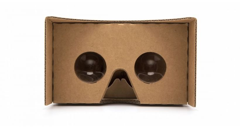 Virtual google cardboard ahora tambi 233 n es compatible con el iphone