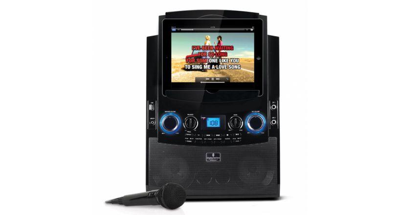 the singing machine ism990bt