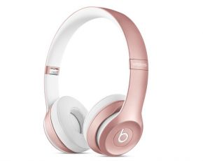 Apple renews line of headphones Beats Wireless equipment Solo2 urBeats and Rose Gold