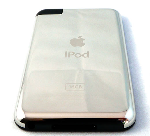 reverso iPod touch