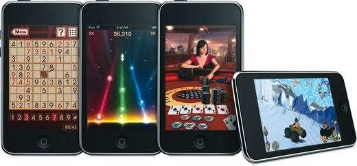 descargar juegos gratis para ipod touch 8gb
