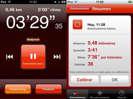 Análisis: Nike+ iPod nano e iPod touch