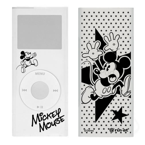 Stickers Runat Mickey