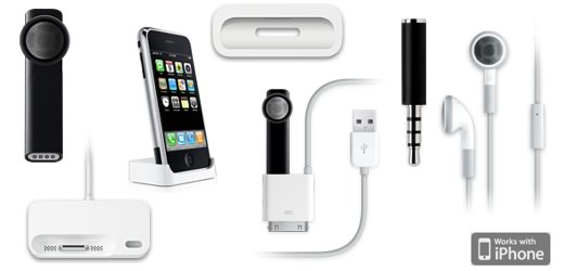 Accesorios oficiales de Apple para iPhone