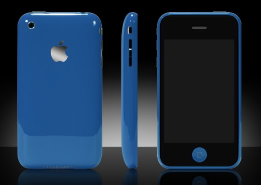 Peticion de Telefono Movil(optativo) Colorware-iphone3g
