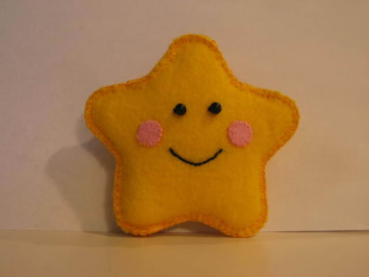 Crea tu propia funda estrella para iPod
