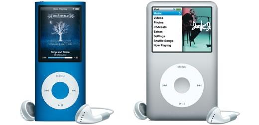 Ipod Classic Nano 4g