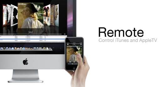 Remote: Controla iTunes y Apple TV con tu iPhone o iPod touch