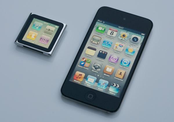 Análisis del iPod touch de cuarta generación - My Apple Blog