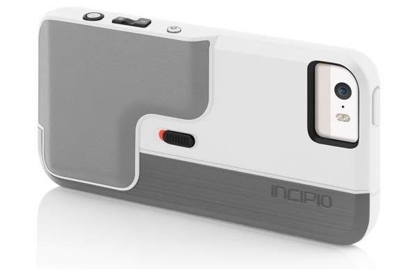 Incipio focale, un étui avec Bluetooth qui transforme l'iPhone en un appareil photo