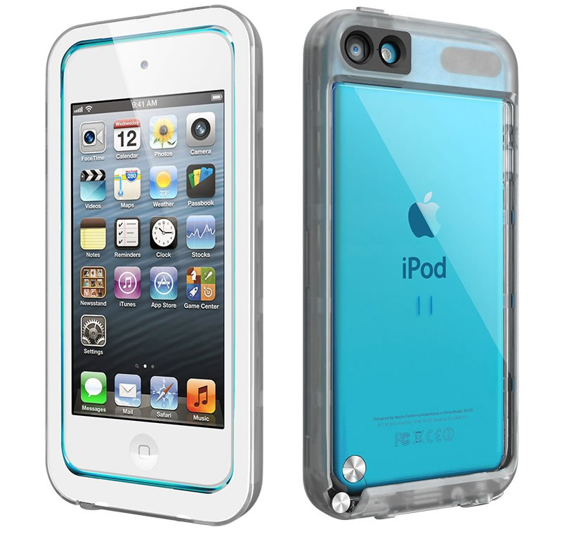 Funda lifeproof fr para ipod touch de quinta generaci n 5g ipodtotal - Fundas lifeproof ...