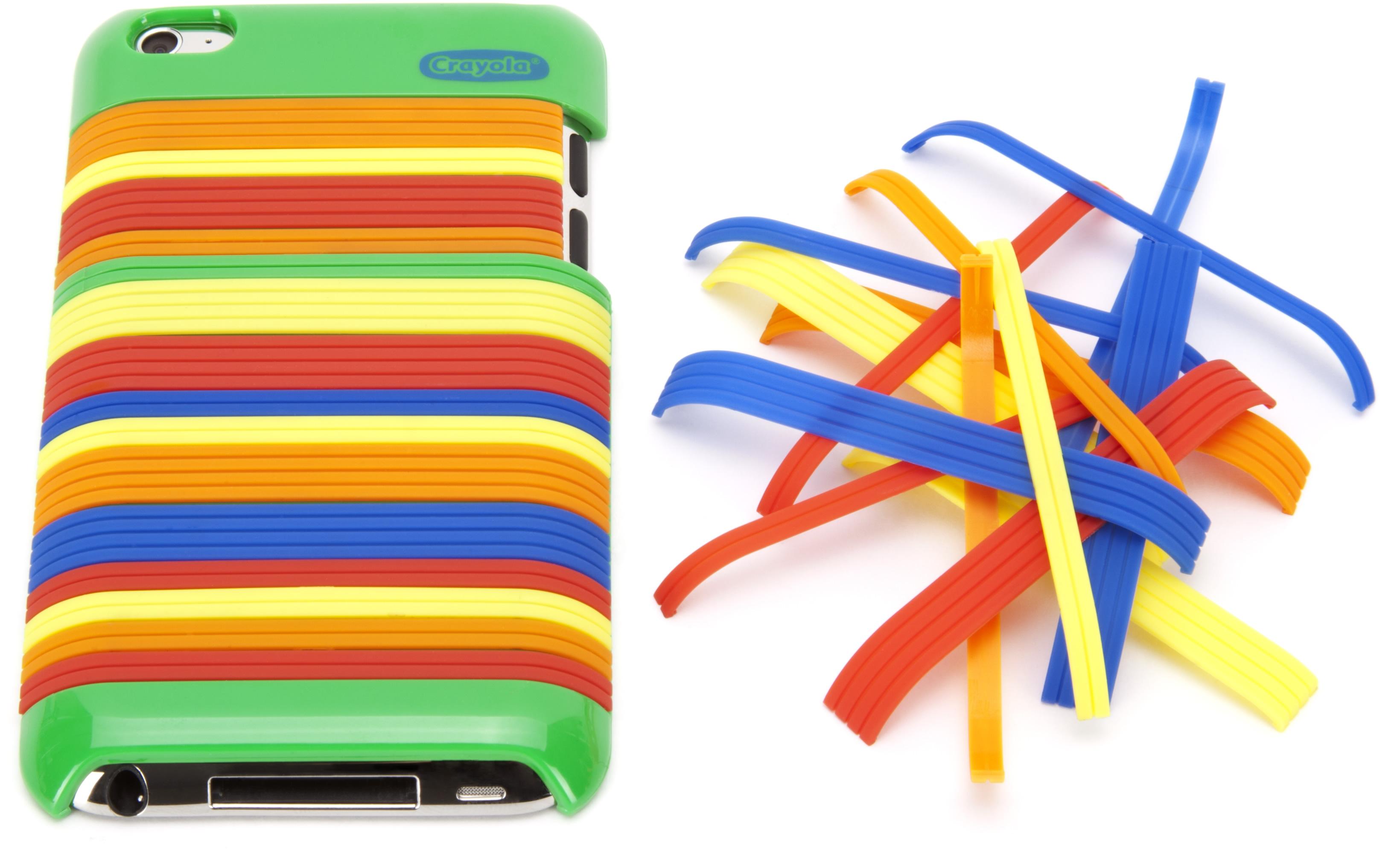 2c0809a23c0 Fundas de Crayola y Griffin para tu iPod touch | iPodTotal