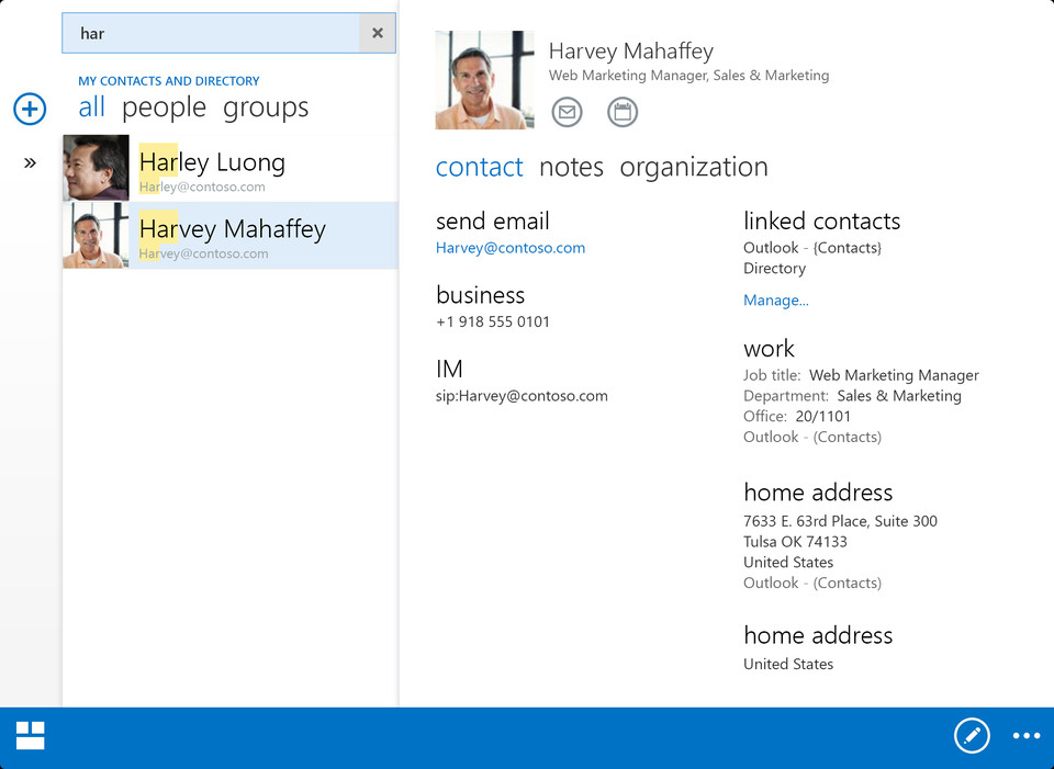 Microsoft lanza Outlook Web App para iPad y iPhone | iPodTotal
