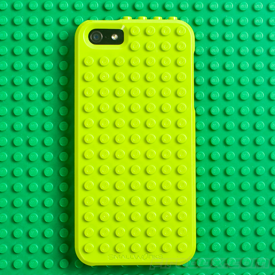 Divertida funda para iphone 5 inspirada en legos ipodtotal - Fundas iphone 5 divertidas ...