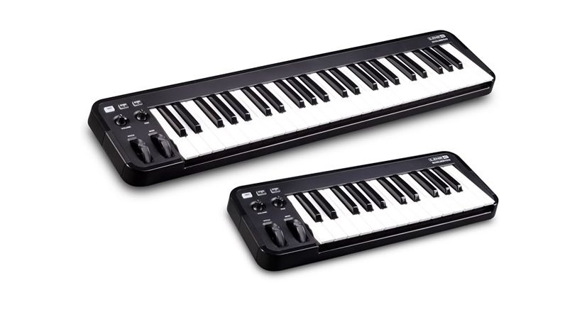 Line 6 Mobile Key Teclados Midi 25 And 49 Teclas Iphone Ipod Touch Ipad on iphone phone dock