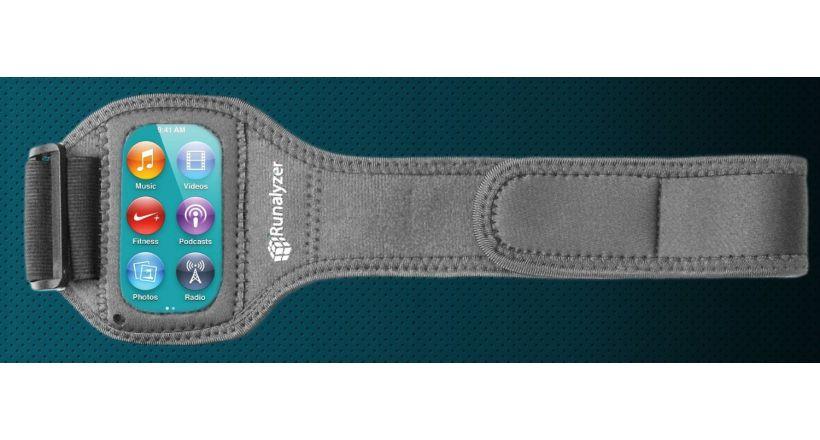 5850ab549 Brazalete deportivo para iPod nano 7G de Runalyzer | iPodTotal