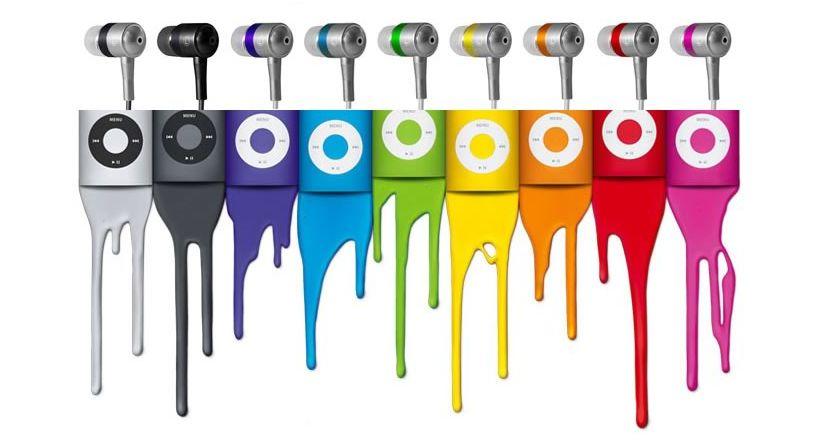 Nuevos auriculares radius trutune fine color serie - Colores que combinan ...
