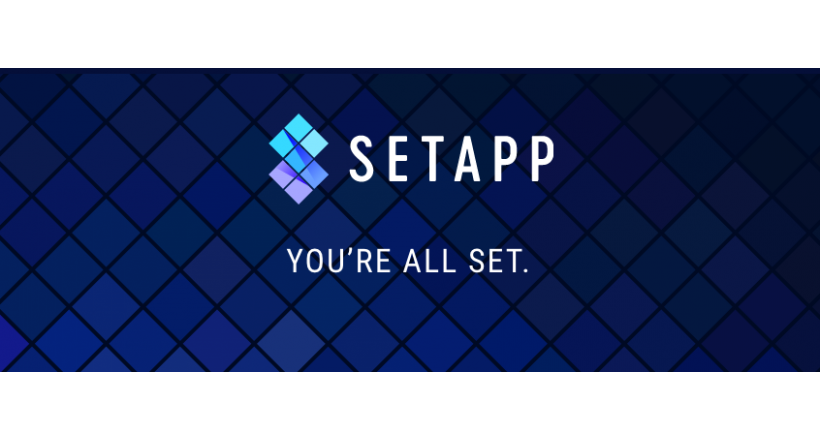 "Subscription service ""Setapp"" offers 60 Mac applications for 9.99 dollars per month"