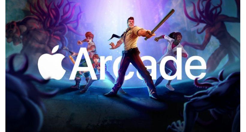 "Novo jogo de AppleArcade ""The Otherside"""
