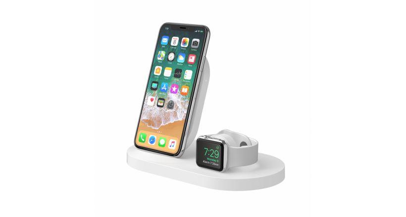 Boost Up, o carregador wireless Belkin para iPhone e Apple Watch