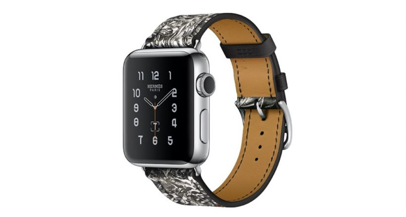 Hermes would launch a new band Apple Watch this week