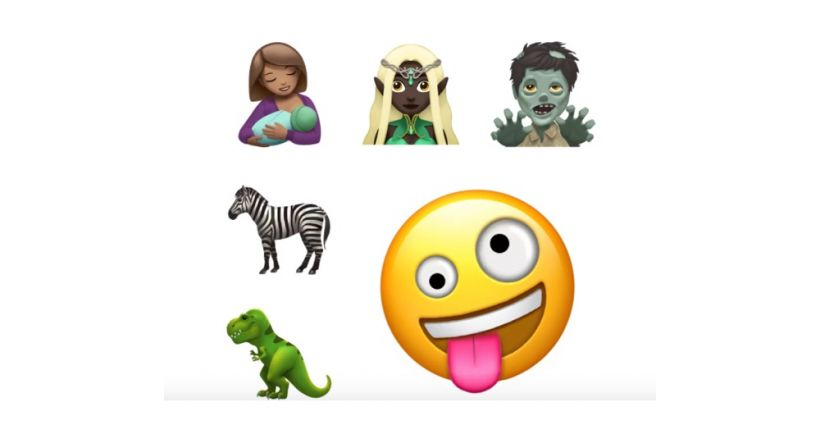 Apple introduced the new emojis iOS 11
