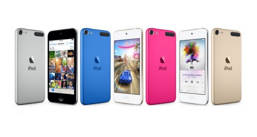 Apple stops selling iPod nano and iPod shuffle, and adjust the prices of iPod touch