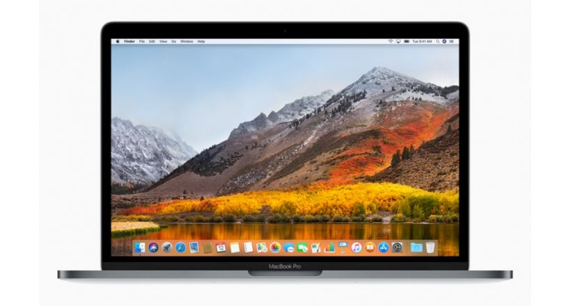 macOS High Sierra is now available