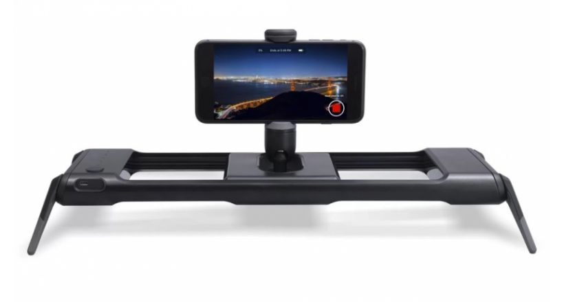 Rhino Camera Gear presents ROV, a motorized slider for iPhone